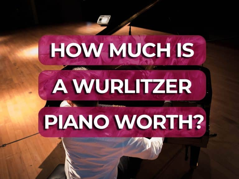 how much is a wurlitzer piano worth