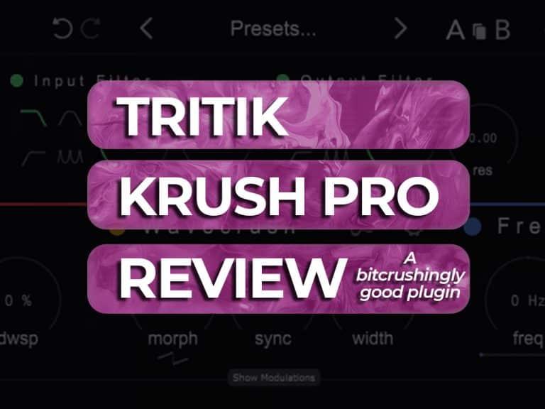 tritik krush pro review