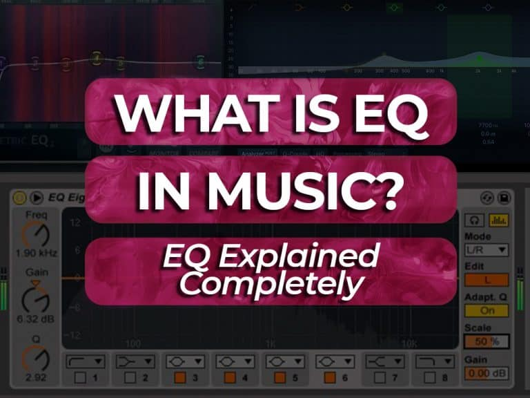 what is eq in music