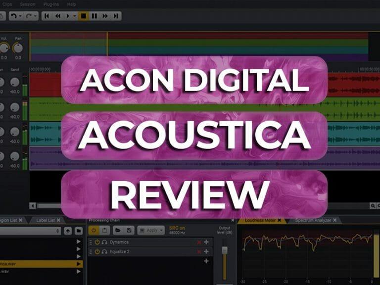 acon digital acoustica review