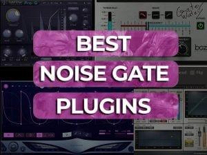 best noise gate plugins