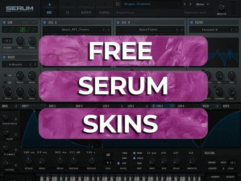 free serum skins