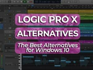 logic pro x alternatives for windows