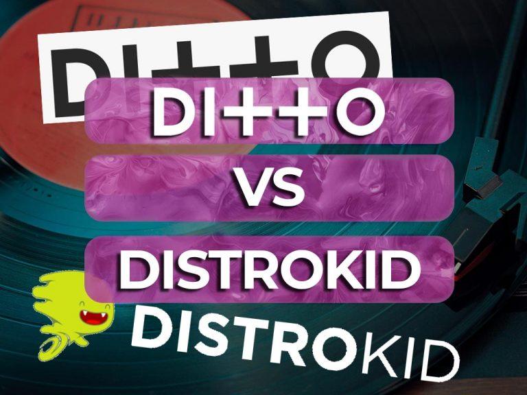 ditto vs distrokid