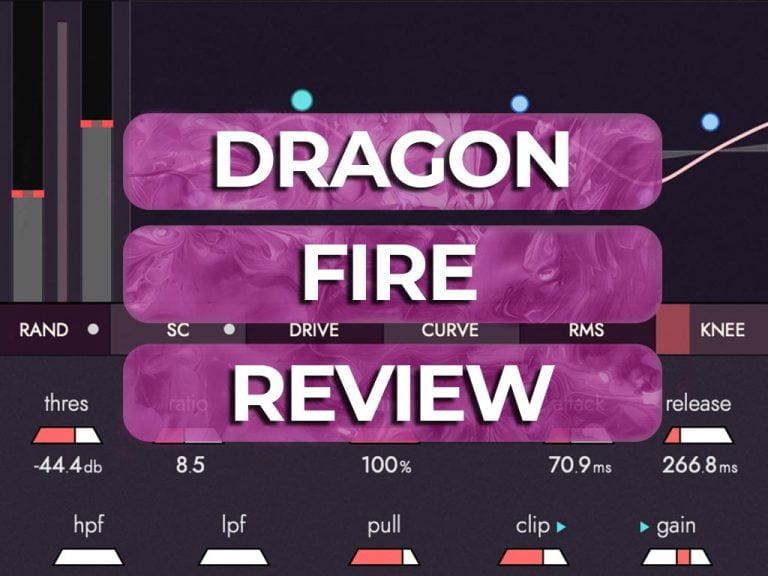 dragon fire review denise audio