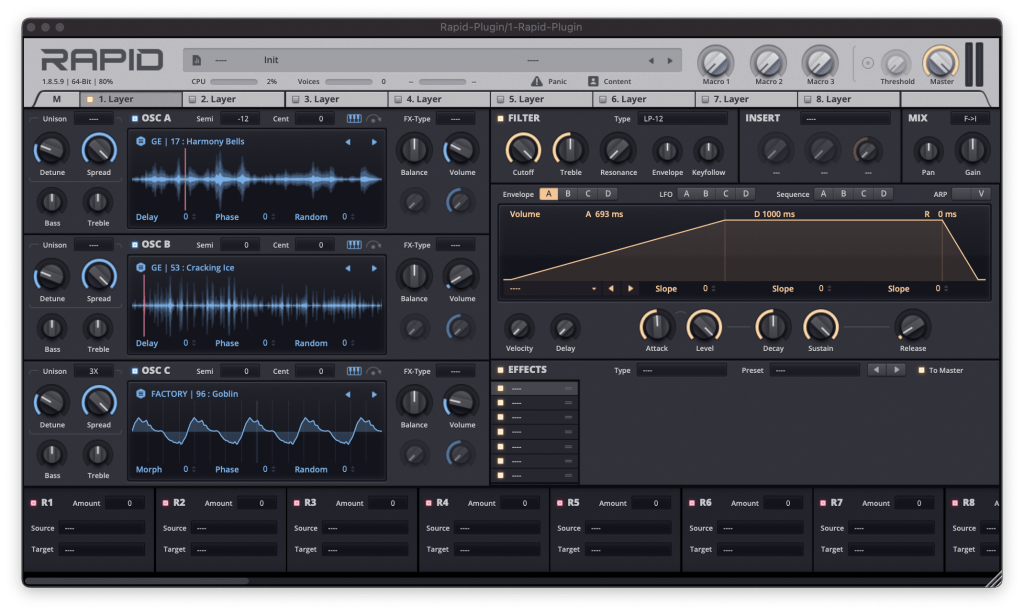 parawave rapid synth vst plugin