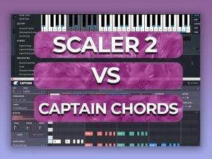 scaler 2 vs captain chords