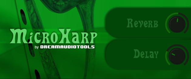 micro harp dream audio tools