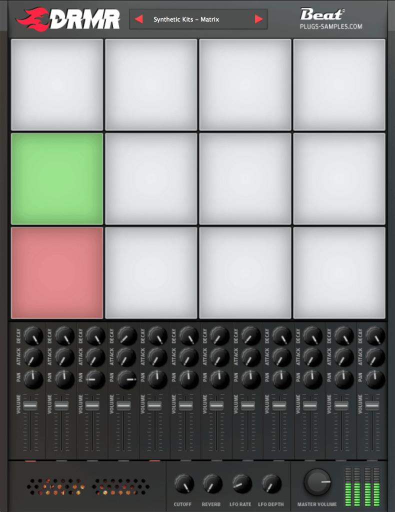 Beat DRMR vst plugin