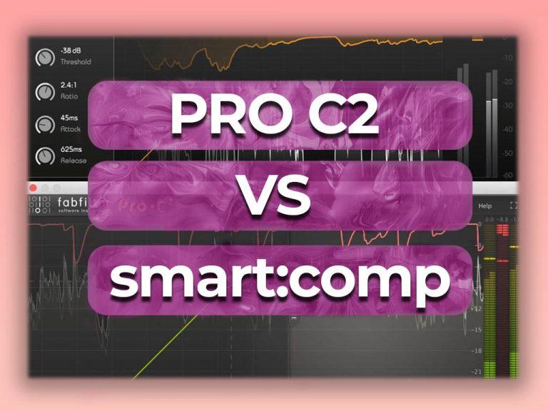 fabfilter pro c2 vs smart comp