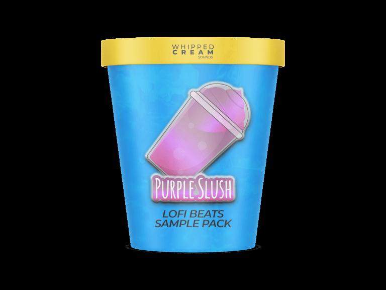 purple slush lofi beats pack