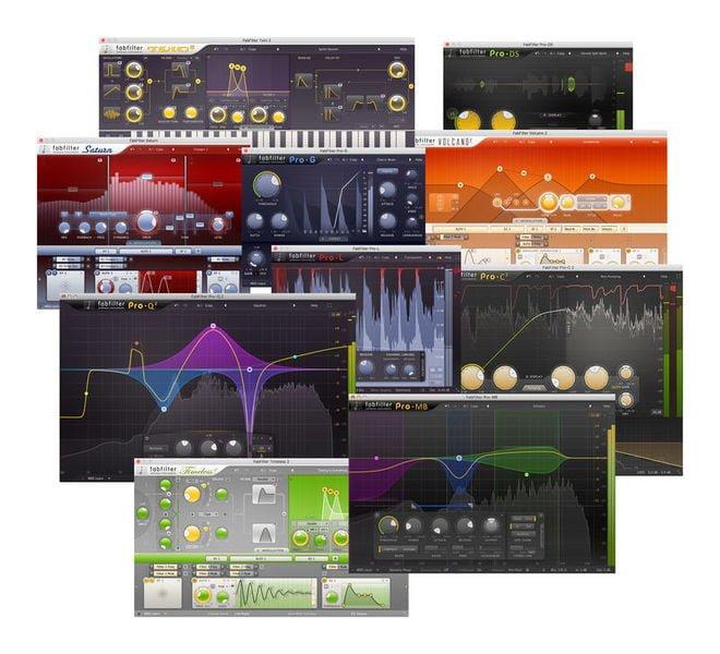 fabfilter total mixing bundle