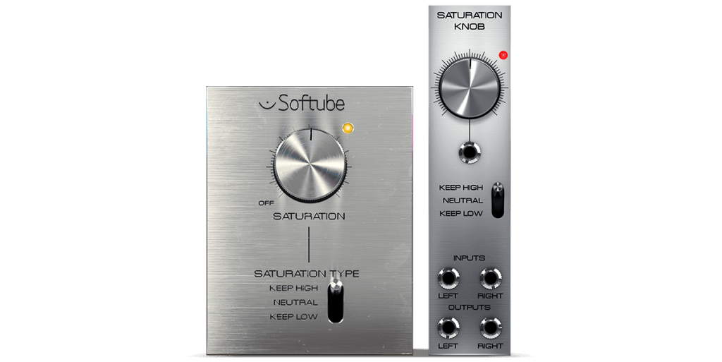 Softube saturation plugin free