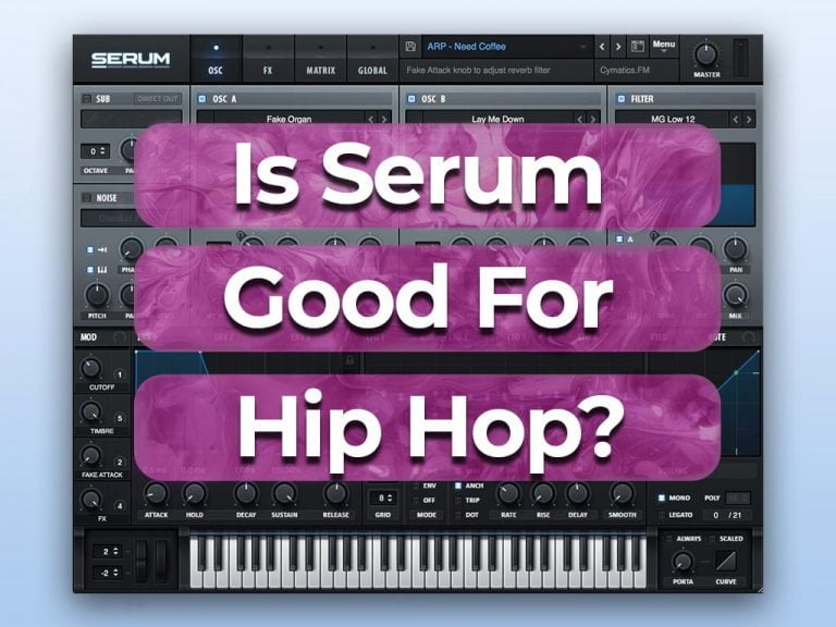 is serum good for hip hop