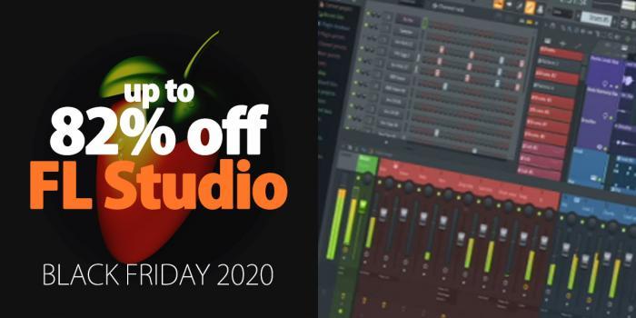 FL studio Black Friday deal