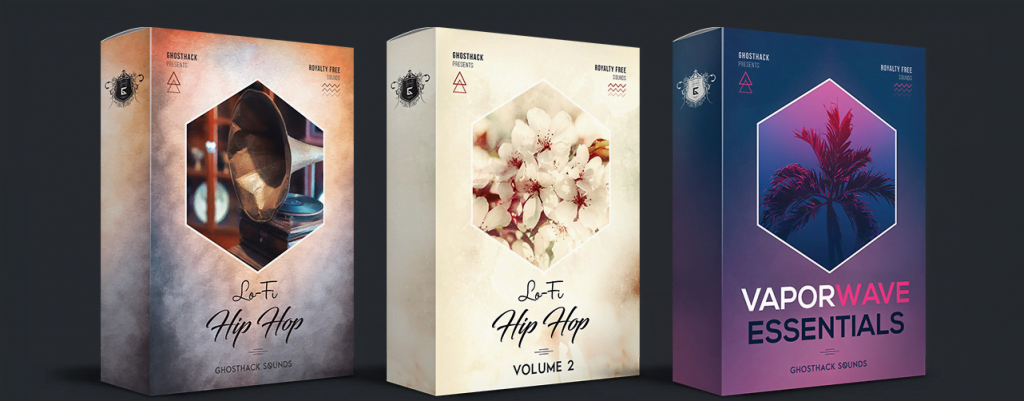 Ghosthack Ultimate Lo-Fi bundle sample pack