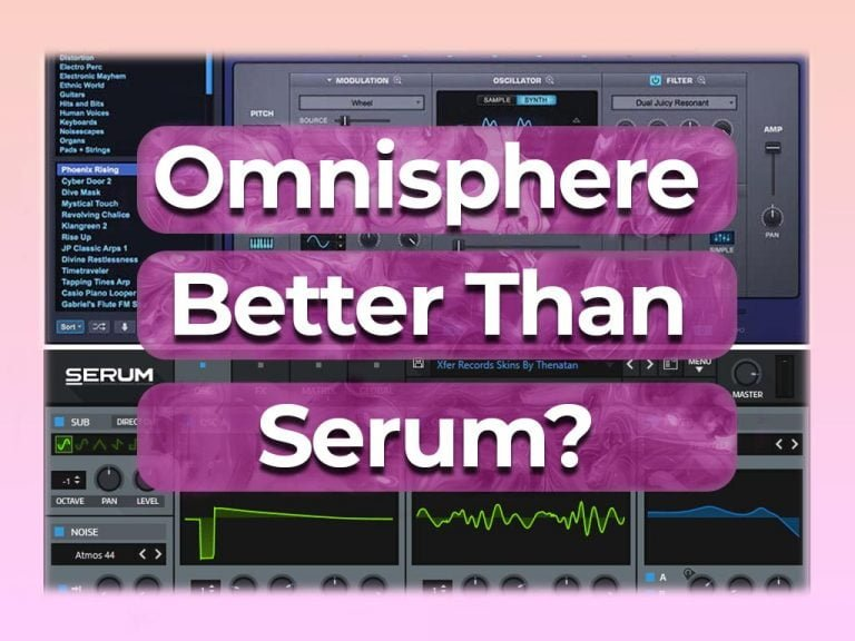 is omnisphere better than serum