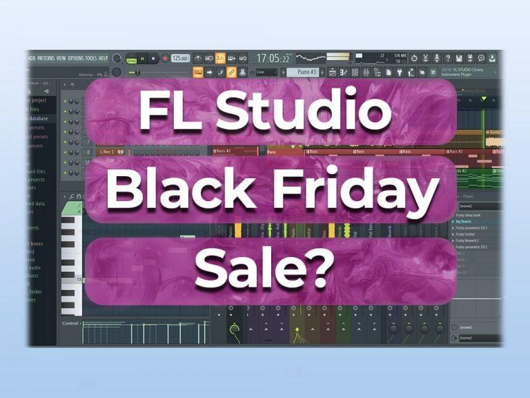 will fl studio have a black friday sale