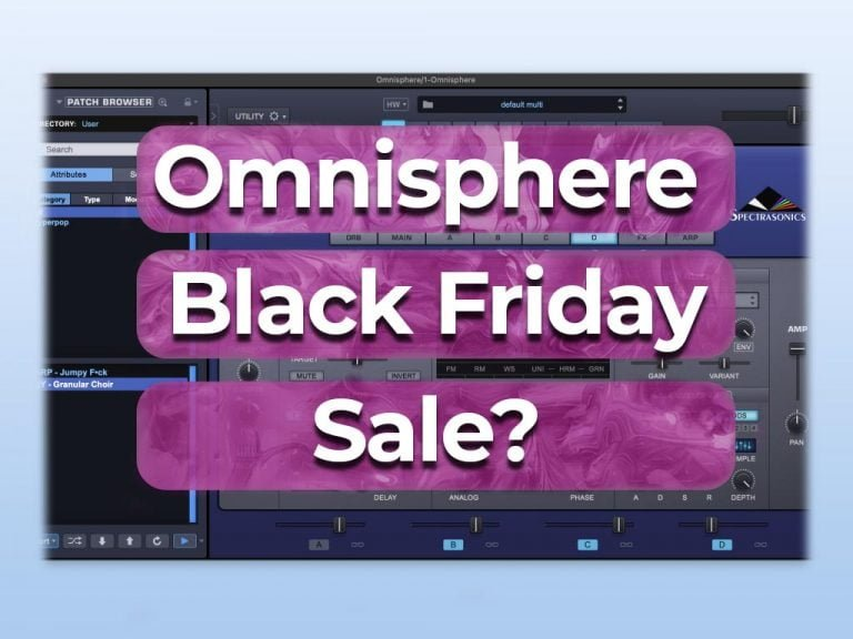 will omnisphere have a black friday sale