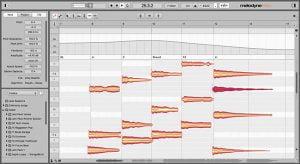 melodyne studio chord track