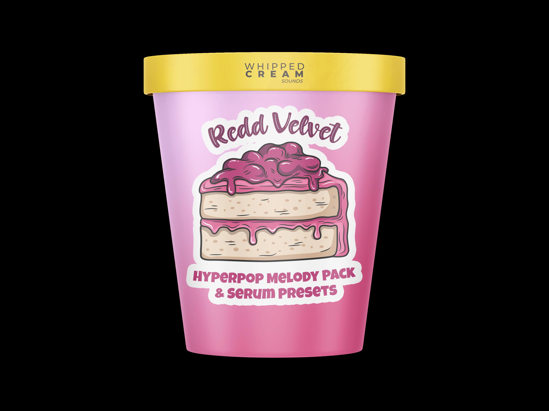 Redd Velvet – Hyperpop Sample Pack & Serum Presets